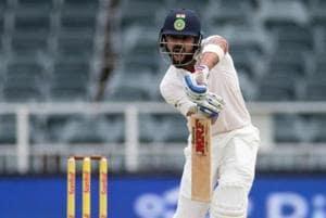Virat Kohli digs in at Johannesburg, breaks MS Dhoni's record