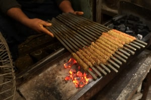 Tried and Tasted: This small eatery in Old Delhi serves yummy kababs...