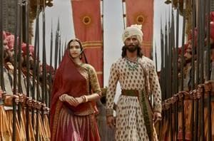 Padmaavat box office day 2: Despite fear of violence, viewers help...