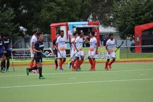 Indian hockey team beat Japan, to face Belgium in 4-nation tourney...