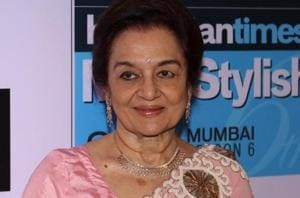 The nation has gone mad: Asha Parekh on Padmaavat row