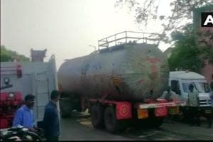 Ammonia gas leak forces evacuation of students, residents in Kochi
