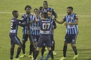 I-League: Minerva Punjab FC beat NEROCA FC 1-0, strengthen top...