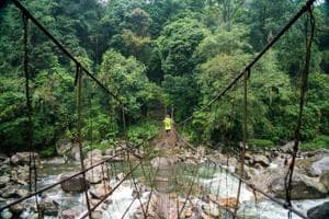 Want to go zip lining and scuba diving? Meghalaya might be an offbeat...