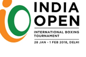 Shiva Thapa (60kg), Manoj Kumar (69) and Sumit Sangwan (91kg), are expected to put up a good show at the IndiaOpen international boxing tournament for the hosts, while in the women's segment, Indian hopes will revolve around Mary Kom, L Sarita Devi, Sarjubala Devi and Pinki Jangra.