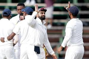 Indian cricket team retain ICC Test Championship mace after Wanderers...