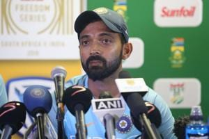 India vice-captain Ajinkya Rahane said he doesn't see the pitch for...