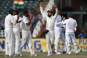 Indian pacers propel team to dramatic win over South Africa in...
