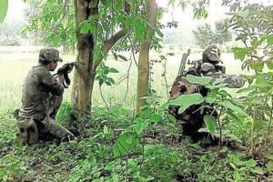 Maoists attack at multiple areas in Telangana: One killed, another...