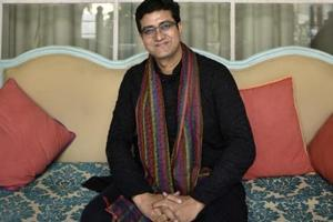 CBFC chief Prasoon Joshi was one of the speakers at the Jaipur Literature Festival last year.