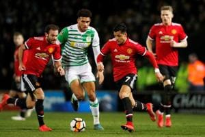 Alexis Sanchez sets up 2 goals on Manchester United debut in FA Cup...