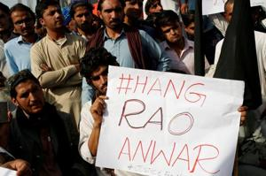 Pakistan police killing of a Pashtun youth fuels anger over...