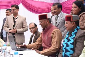 Rawat launches online registration for OPD check-up, medicine and...
