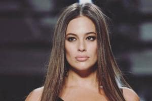 Model Ashley Graham says beauty is beyond size, asks brands to hire...