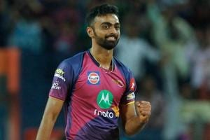 Jaydev Unadkat was bought by Rajasthan Royals for Rs 11.5 crore on the second day of the IPL 2018 auction.