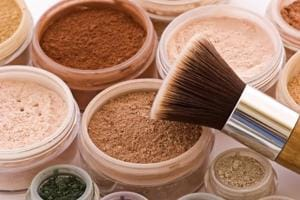 Mineral make-up is the latest rage in fashion. Here's why it may be...