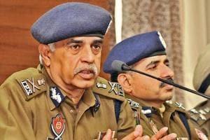Punjab DGP Suresh Arora