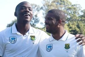 South Africa's quota system in selection making team stronger