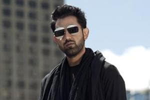 Singer Gippy Grewal is currently working on a biopic film.
