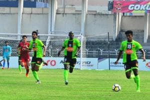 I-League: Gokulam Kerala ride on Arjun Jayaraj's heroics to pip...