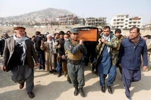 Kabul ambulance bomb toll rises to 103, number of wounded goes up to...