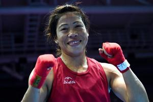 Smooth start for home boxers at India Open, Mary Kom in quarter-final