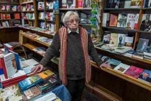 Meet the 95-year-old German bookseller whose shop draws readers from...