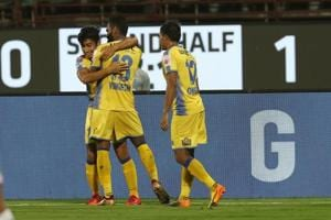 Kerala Blasters FC added to Delhi Dynamos FC's misery when they...