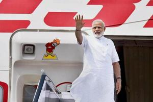 Disclose names of delegation members accompanying PM on foreign...