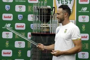 India were on top from start of 3rd Test: South Africa captain Faf du...