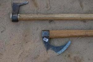 Man kills pregnant wife with an axe doubting her fidelity