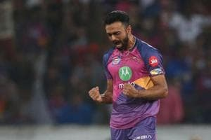 IPL auction: Jaydev Unadkat surprised to get 11.5 cr bid from...