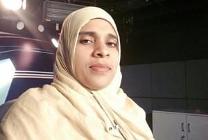 Popular as Jamida Teacher, the Arabic graduate teaching in a private school is a huge fan of US-based scholar Amina Wadud, the first Muslim woman to lead Friday prayers.