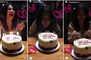 Here's what Shruti Haasan did on her birthday! See pics