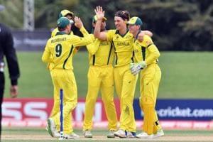 Australia beat Afghanistan in semis to reach ICC U-19 Cricket World...