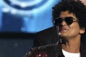 "Bruno Mars, Kendrick Lamar, Jay-Z's reaction to Trump's ""sh****le""..."