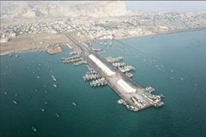 China, Pakistan ink 6 agreements for development of Gwadar port