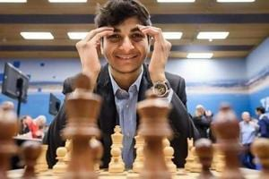 GM Vidit Gujrathi wins Tata Steel Challengers chess