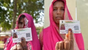 Western Rajasthan's Pokhran assembly constituency is set for a close fight on December 7 between a Hindu religious leader and son of Muslim 'peer'.