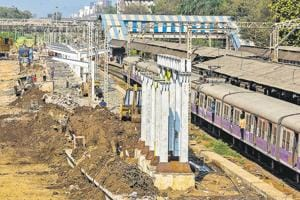 The FOB at Elphinstone Roadcosts the railways Rs12 crore.