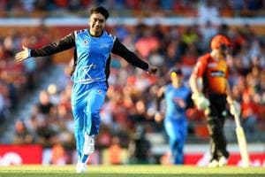 Adelaide Strikers to dine out on Rashid Khan's Indian Premier League...