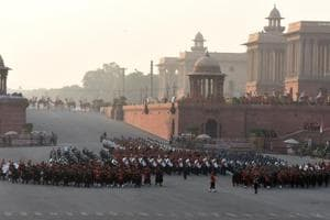 Beating Retreat marks end of Republic Day celebrations with...