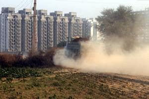 Faridabad second most polluted city in country, Gurgaon 12th