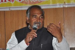 Uttarakhand education and sports minister Arvind Pandey.