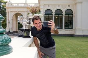 "Roger Federer feels winning 24 grand slams is ""too far"" after his..."