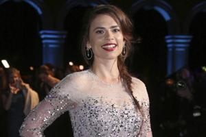 Hayley Atwell expresses solidarity with Dylan Farrow