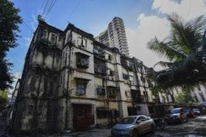 Mhada homes for 2,950 cop families living in BDD chawls in Mumbai