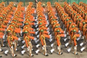 ITBP bags marching contingent award on R-Day, thanks to over 12 hours...