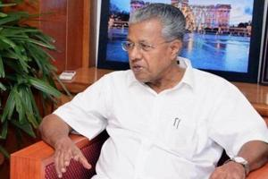 Kerala CM shocked at public apathy as man falls from third floor of a...