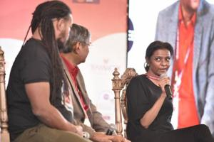 """""""You cannot legislate against untouchability. You will have to attack the material reasons of caste. You cannot work within the current political form and eradicate caste, it won't work,"""" says Gidla."""